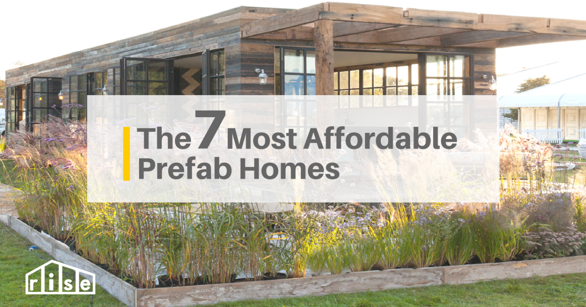 The 7 Most Affordable Sustainable Prefab Homes