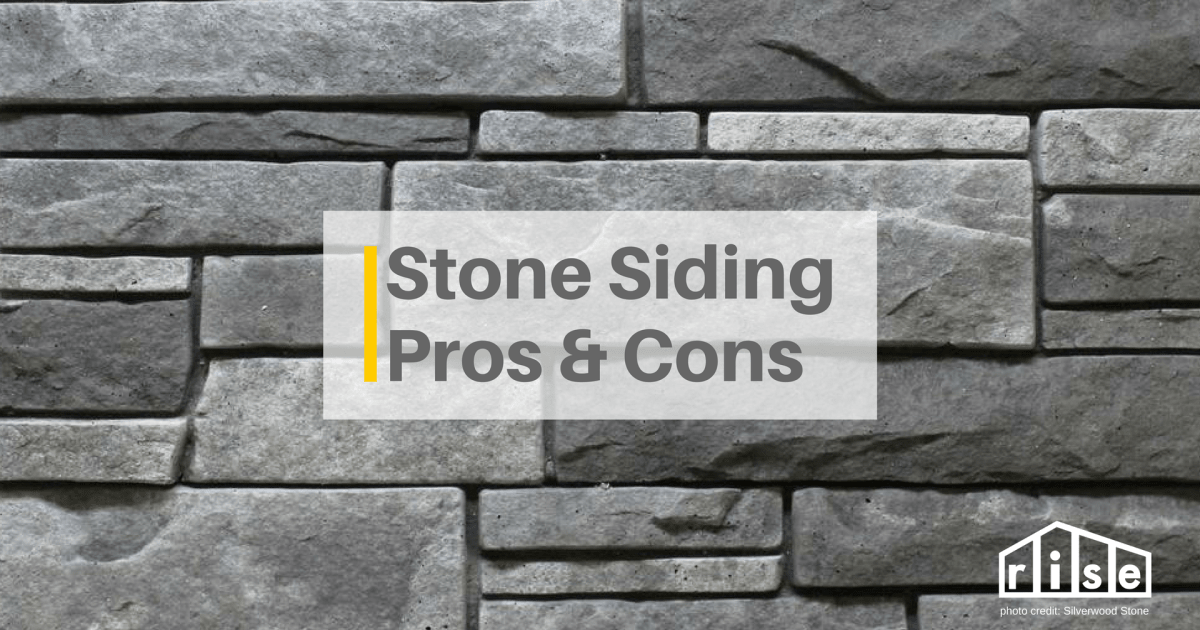 Stone Siding And Stone Veneer Siding Pros And Cons