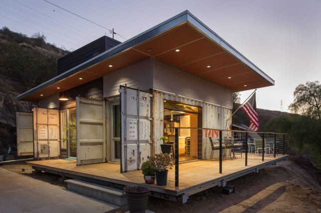 Container Home San Diego County obr ARCHITECTURE Kevin Walsh Photography Prefabulous Small Houses