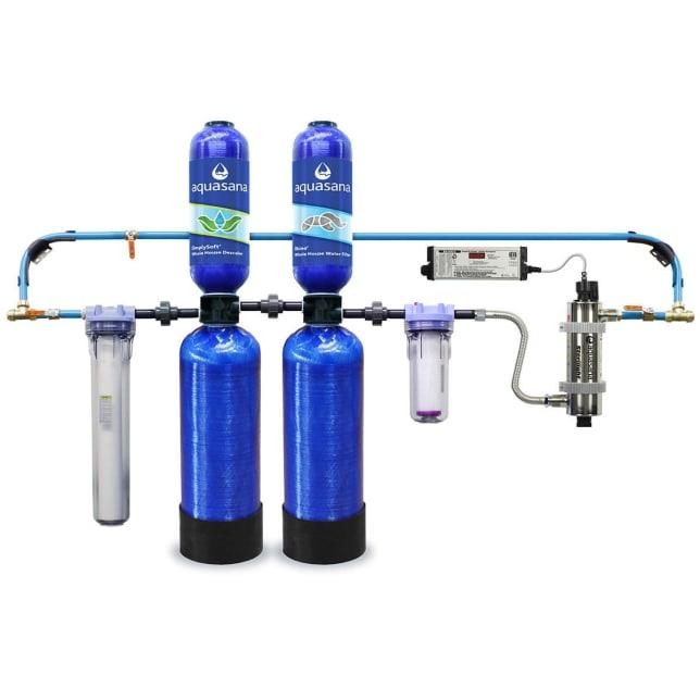 система фильтрации воды для всего дома