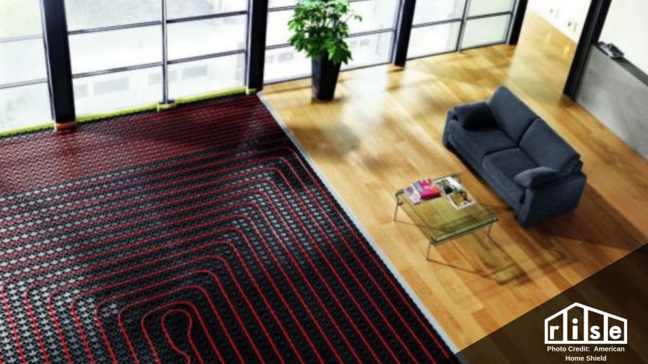 A Guide To Radiant Heating Options, Laminate Flooring Radiant Heat