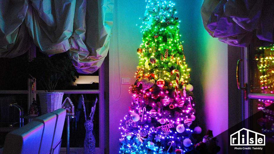 Best Led C9 Christmas Lights 2021 The Best Smart Led Christmas Lights